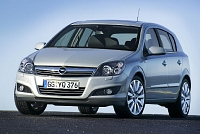 Opel Astra H 5d-5