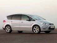 Ford S-Max. После рестайлинга выглядит еще спортивнее. В России доступен как дизельный вариант (2.0, 140 л.с. за 1 175 500 рублей), так и самый мощный бензиновый EcoBoost (2.0, 240 л.с. за 1 486 500 рублей). Если это дорого, то можно присмотреться к меньшему по объему Grand С-Max со сдвижными дверьми.