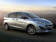 Mazda5. Для японского минивэна сейчас доступен только двухлитровый двигатель (144 л.с.) с автоматической коробкой передач. Выбор комплектаций тоже невелик. Начальная (Touring) стоит 1 035 000 рублей, а если захочется дополнить ее ксеноном и кожаным салоном, то придется брать Active за 1 142 000 рублей.