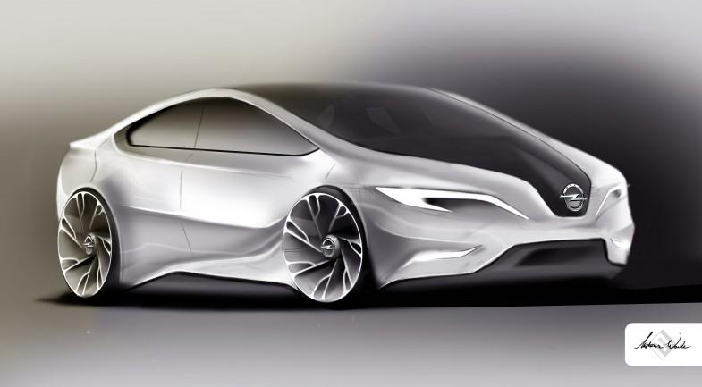 Opel Ampera 2020