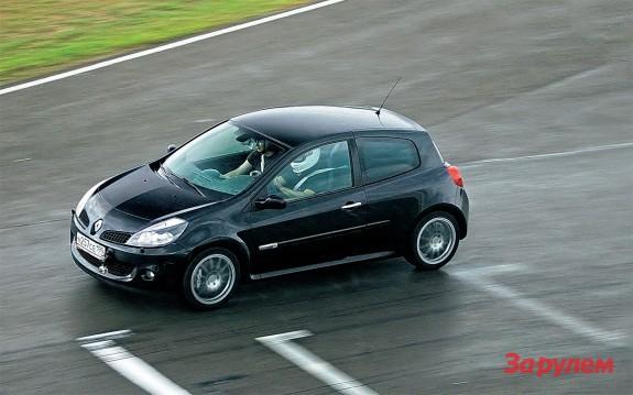 "Citroen DS3, Skoda Fabia RS, Seat Ibiza Cupra, Renault Clio RS, Mini Cooper S Coupe, Opel Corsa OPC Nuerburgring Edition: на кольце. ""За Рулем"" www.zr.ru"