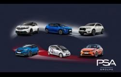автомобили PSA Group